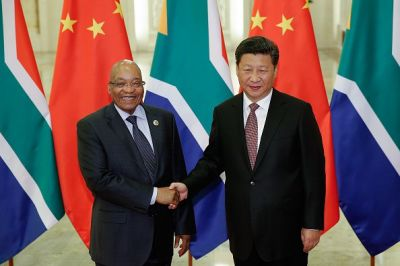 China to invest $60 billion in African development