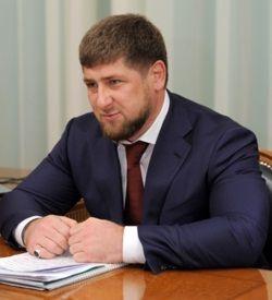 Ramzan Kadyrov extends condolences to President Ilham Aliyev