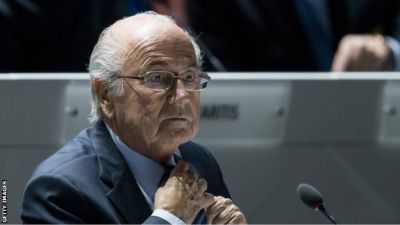 Sepp Blatter investigated by FBI over ISL bribes