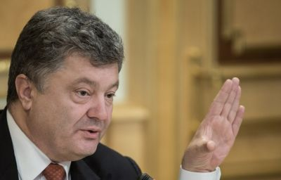 "Ukraine to take ""adequate decision"" if Russia imposes food embargo:Poroshenko"