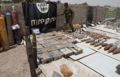 Amnesty International сообщила об источниках поступления оружия ИГ