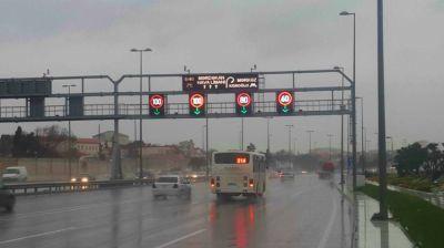 Изменен скоростной режим на некоторых дорогах