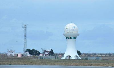 Открыта новая вышка управления воздушным движением