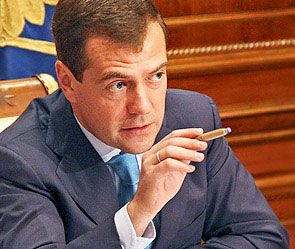 Medvedev: Russia won't tolerate non-payment of Ukraine's debt