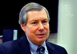 "James Warlick meets so called ""FM of Nagorno-Karabakh Republic"""