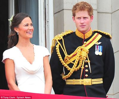 Prince Harry and Pippa secretly dating