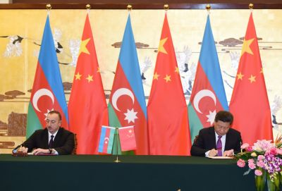 Azerbaijani-Chinese documents were signed