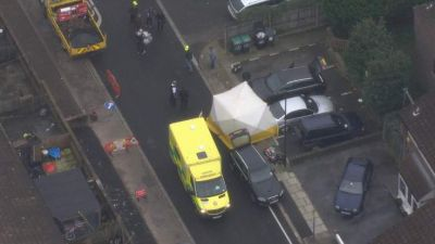 Man shot dead in London police operation