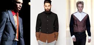 Названы главные тренды в мужской моде уходящего года