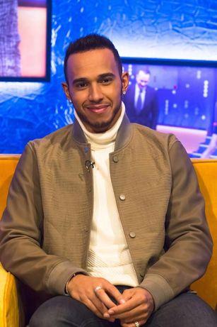 Lewis Hamilton admits he's enjoying single life
