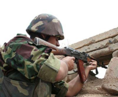 The ceasefire regime broken again by Armenia