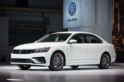 Volkswagen's global sales fall after scandal