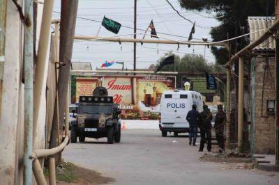 В Нардаране обнаружены оружие и боеприпасы