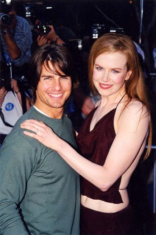 I was a baby  Kidman on her marriage to Tom Cruise