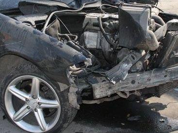 В Баку в ДТП скончался 2-летний ребенок