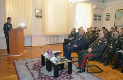 Началось заседание Военного диалога между Азербайджаном и Турцией