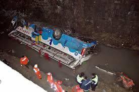 Dozens killed in bus crash in Argentina