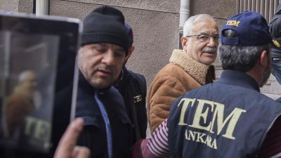 Turkey: Ex-AK Party deputy arrested in Gulen probe