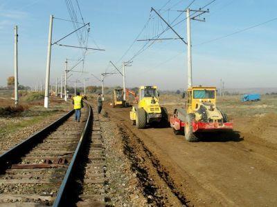 Начат капитальный ремонт железной дороги