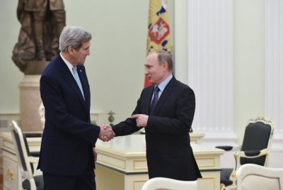 US, Russia agree to push ahead with Syria talks