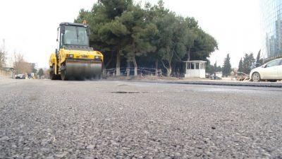 Завершается ремонт одной из центральных улиц ФОТОГРАФИИ