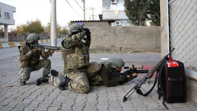 Turkey: 54 PKK terrorists killed