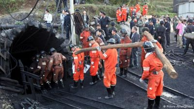 Fire at Chinese coal mine kills 17