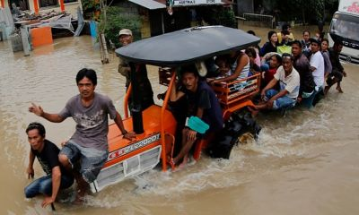 Philippines storm death toll hits 35
