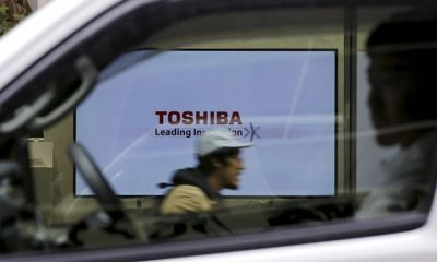 Toshiba to cut 7,000 jobs