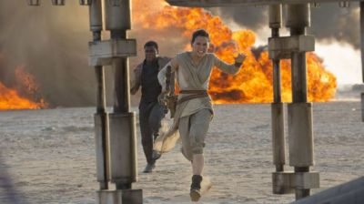 Star Wars smashes US box office record