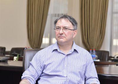Джулиан Гудвин: «Уровень студентов БВШН очень высок»
