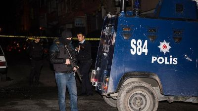 Two  killed in Istanbul anti-terror operation