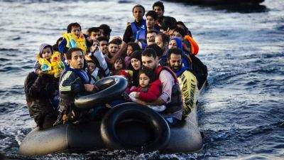 One million migrants entered Europe this year