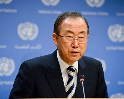 Генсек ООН: встреча Саргсяна и Алиева приблизит мирный процесс
