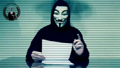 Хакеры из Anonymous объявили Турции кибервойну
