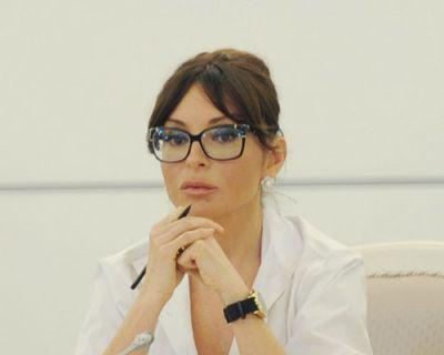 Мехрибан Алиева переизбрана на пост президента Федерации гимнастики Азербайджана
