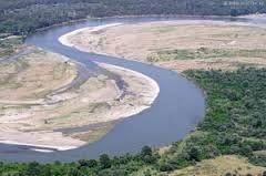 Наблюдается понижение уровня водности рек