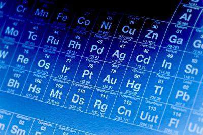 В таблицу Менделеева вошли четыре новых элемента