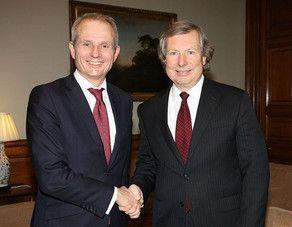 Сопредседатель МГ ОБСЕ провел консультации в МИД Великобритании
