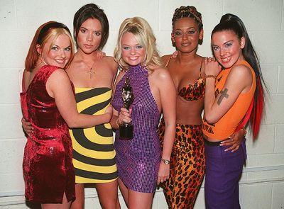 Виктория Бекхэм может вернуться в Spice Girls