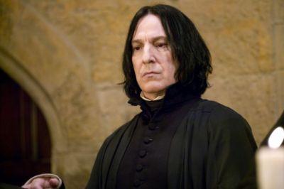 Звезды «Гарри Поттера» вспоминают Алана Рикмана