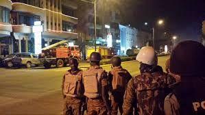 Штурм отеля в Буркина-Фасо продолжается Погибли 20 человек