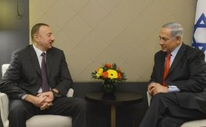Президент встретился с премьер-министром Израиля