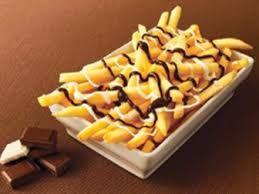 «Макдоналдс» анонсировал шоколадную картошку-фри