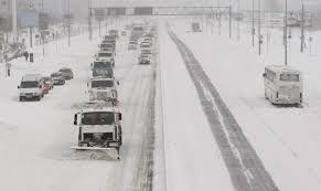 Снегопады стали причиной более 900 ДТП