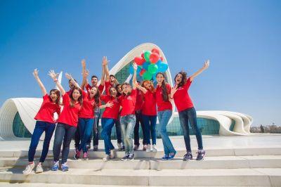 Сегодня - День молодежи Азербайджана