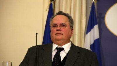 Глава МИД Греции прибыл с официальным визитом в Азербайджан
