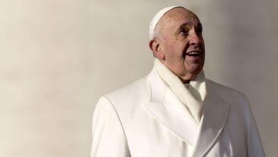 Папа Римский впервые снимется в кино