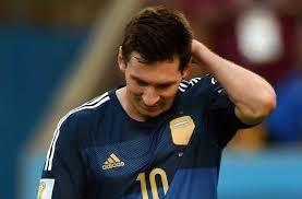 Сборная Аргентины по футболу решила обойтись без Месси