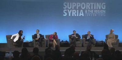 В Лондоне с участием президента Азербайджана началась конференция